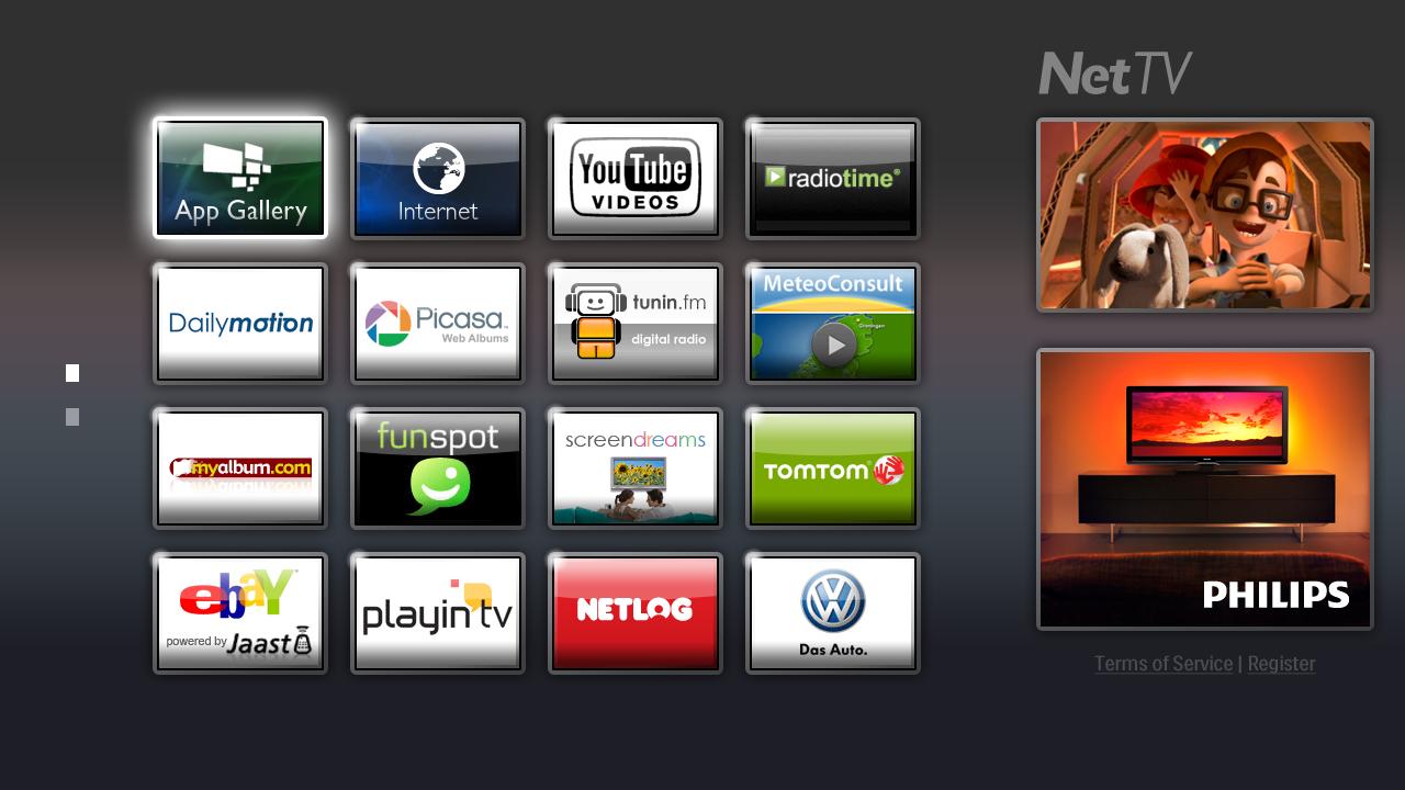 Smart TV Portal 2010